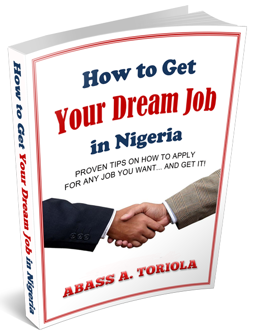 COVER - HOW TO GET YOUR DREAM JOB