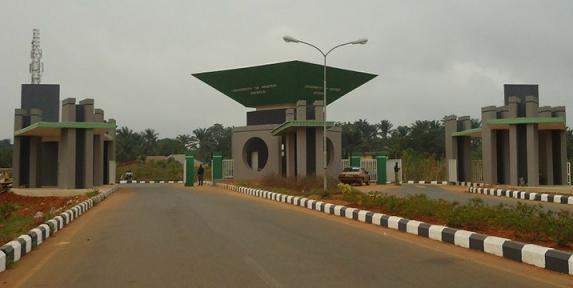 List of Science Courses at University of Nigeria, Nsukka (UNN)