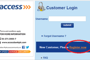 Access Bank Internet Banking: How To Get Started