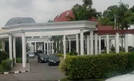 aso rock presidential villa 1