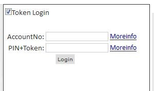 login with token