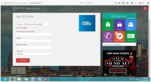 Quickteller DSTV: How To Pay Your DSTV Bills Using Quickteller