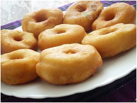 how to make nigeria doughnut