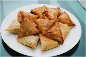 how to make nigerian samosa