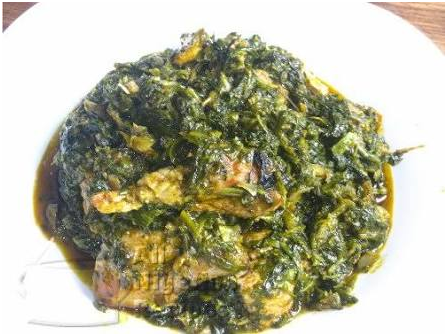 how to make nigerian vegetable soup