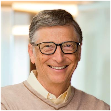 Meet The Richest Man in the World — Bill Gates