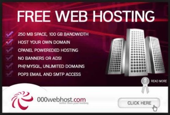 Free Hosting For Nigerians: How to Host a Website for Free