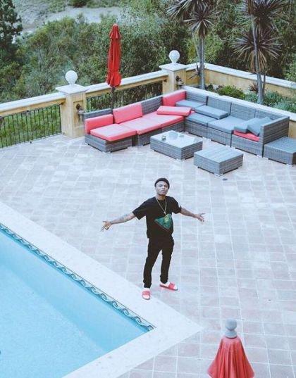 wizkid la mansion 1