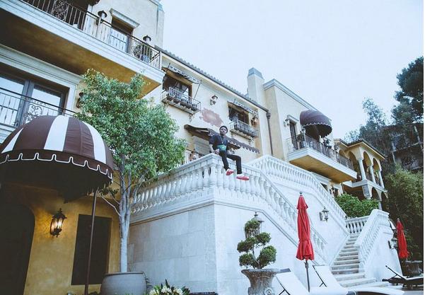 wizkid la mansion 2