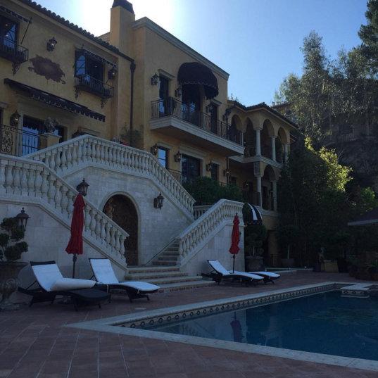 wizkid la mansion 6