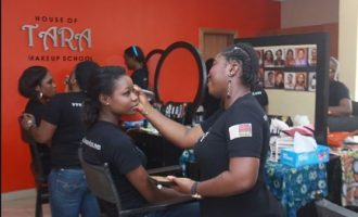 House of Tara Makeup School