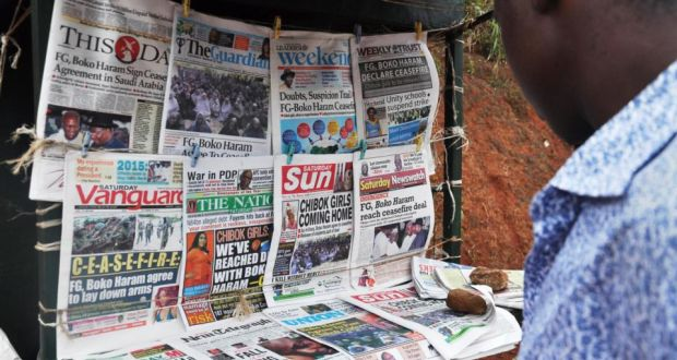 Nigerian Newspaper Websites: The Full List