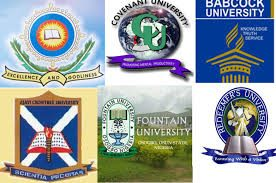 School Fees Of Various Nigerian Universities & Polytechnics