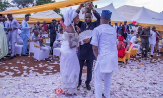 Money Rain: See How Money Was Spent Lavishly at This Wedding