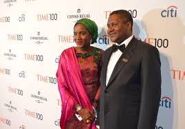 Aliko Dangote's Wife: What We Know About Her