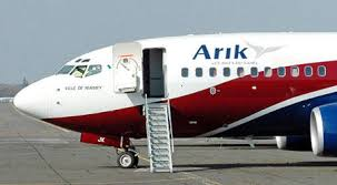 Arik Air Nigeria Contact Details