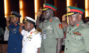 Service Chiefs in Nigeria: Full Detail