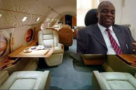 Bishop David Oyedepo's Private Jet: What We Found Out