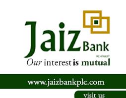 Jaiz Bank Lagos Branches