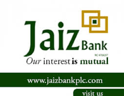 Jaiz Bank Branches in Nigeria: The Full List