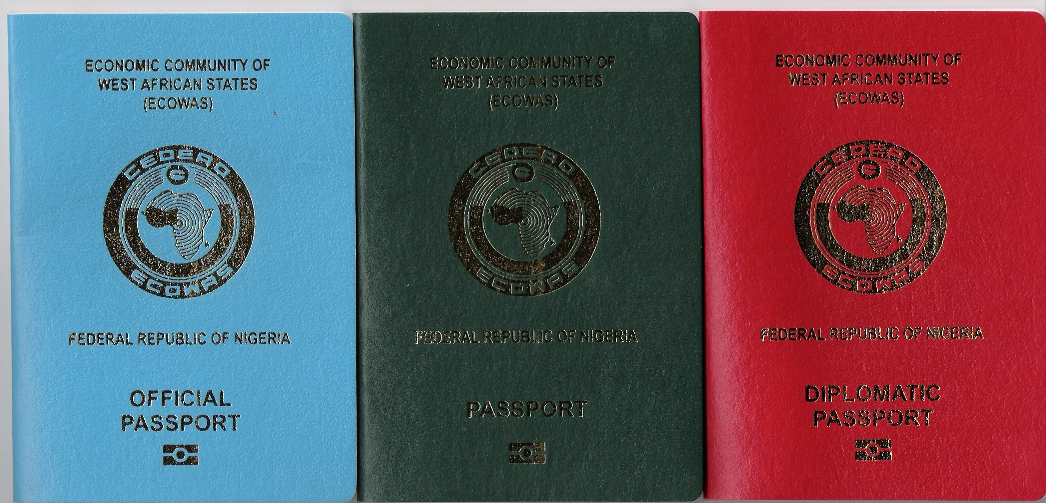 How Much Is A Nigerian International Passport?