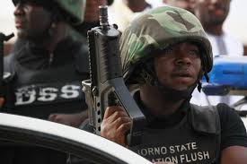 Nigeria SSS Salary Scale Structure (State Security Service)