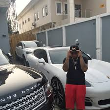 Davido's House and Cars (with Pictures)