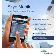Skye Bank Nigeria Mobile App: How to Download and Use