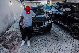 D'Banj's House and Cars (with Pictures)