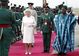 when queen elizabeth visited nigeria NF