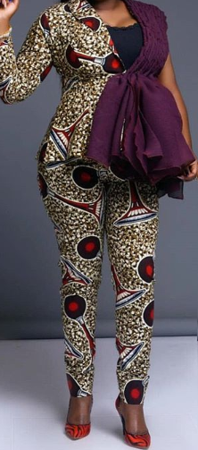60 Nigerian Ladies Ankara Styles 2020 Catalogue