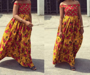 25 Hot Ankara Maternity Dress Styles ([year])
