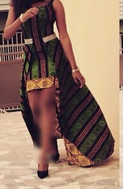 25 Ankara Skirt And Blouse Styles 2020