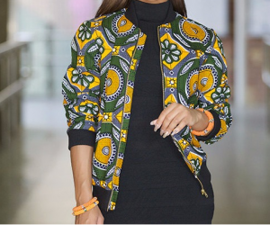 25 Hot Ankara Jacket Styles for Ladies ([year])