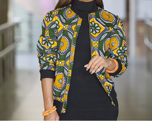 25 Hot Ankara Jacket Styles for Ladies ([year])