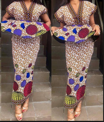 ankara skirt and blouse styles 3