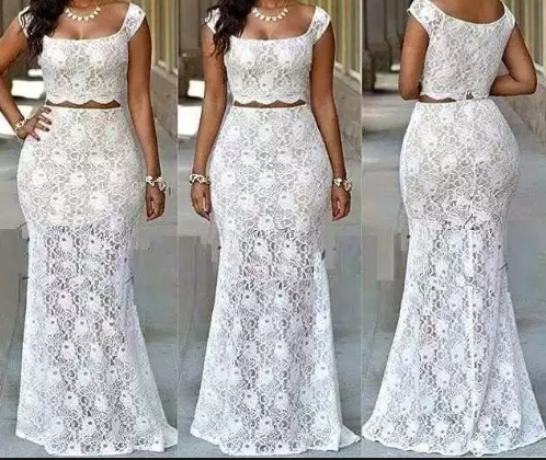 nigerian lace style for wedding 4