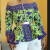 Off-shoulder Ankara Tops: (2019) Latest Styles