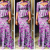 25 Ankara Skirt and Blouse Styles (2020)