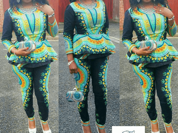latest ankara styles 13
