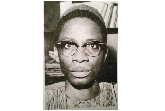 first professor in nigeria