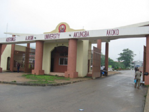 science courses in adekunle ajasin university