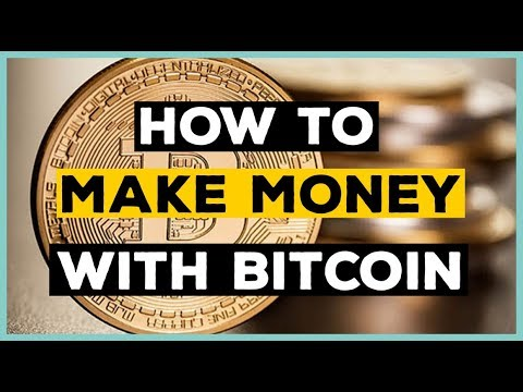How to Make Money from Buying and Selling Bitcoins