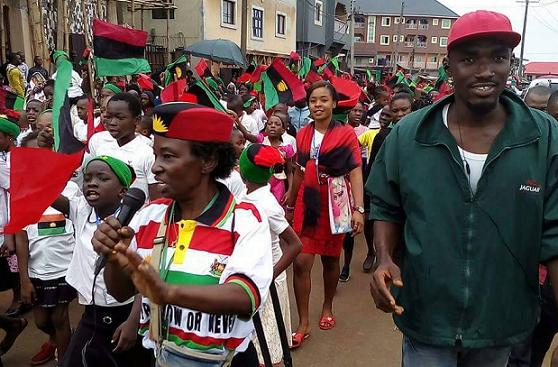latest news on ipob biafra