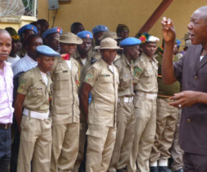 latest news on nigeria peace corps