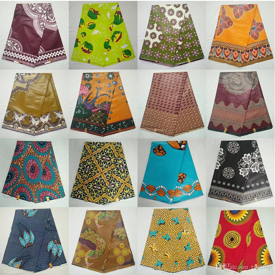Ankara Wrap Dresses