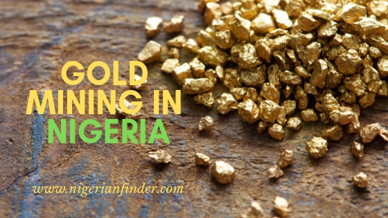 Gold Mining in Nigeria