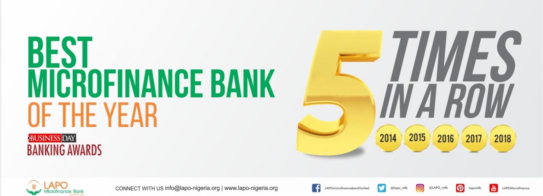 LAPO Microfinance Bank