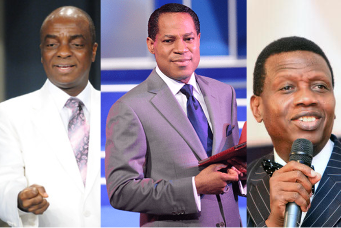 Richest Pastors in Africa