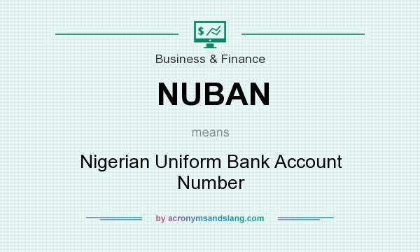 NUBAN: Meaning, Benefits, and History